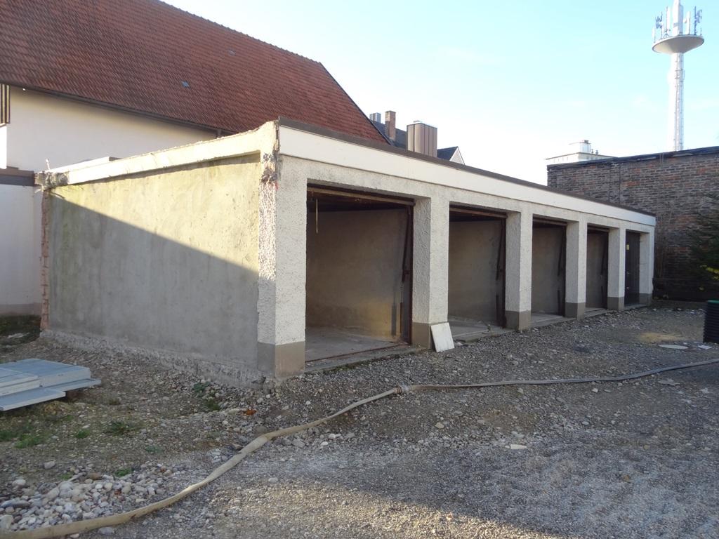 Garage modernisieren  Sanierung Garage | Buchloe - Singoldbau GmbH - Bauen und ...